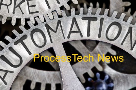 ProcessTech News Text with Gears