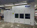 View of Garmat USA industrial equipment